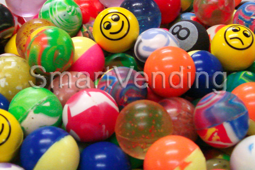 27mm Bouncy Balls