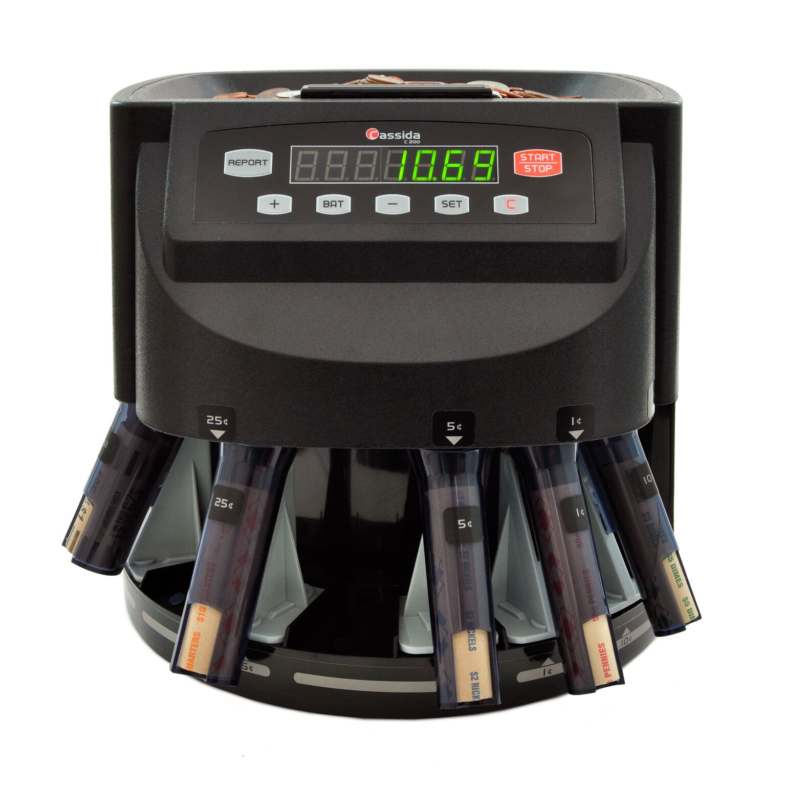 Coin Counter/Sorters