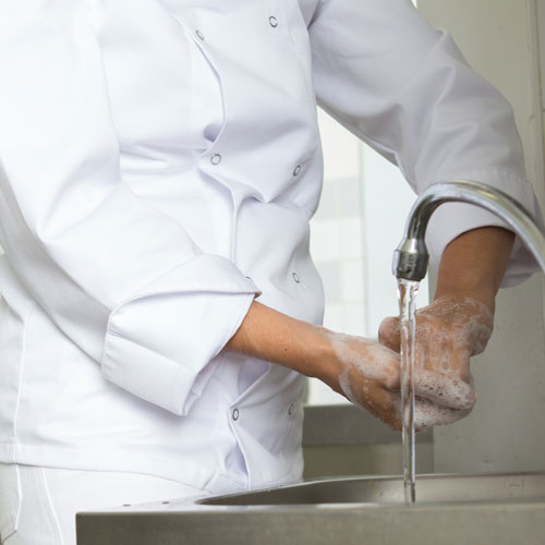Hand Washing Supplies