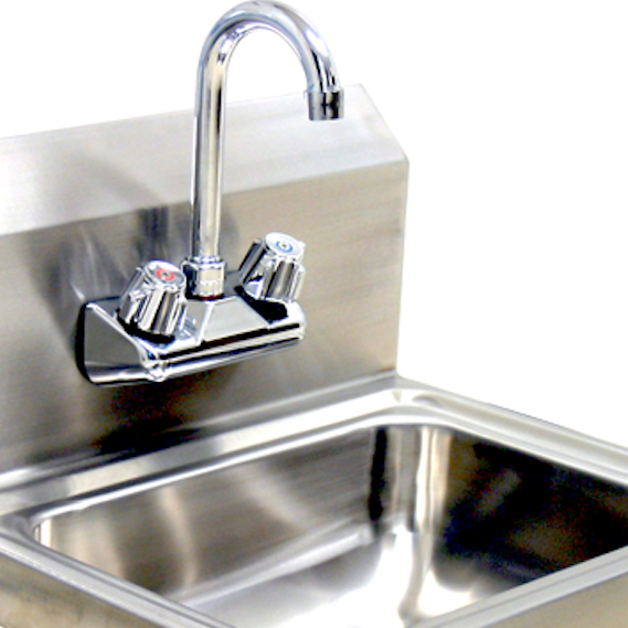 Commercial Sinks & Fixtures
