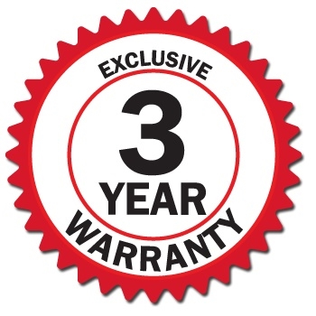 Cassida Factory Extended Warranty - 3 Years