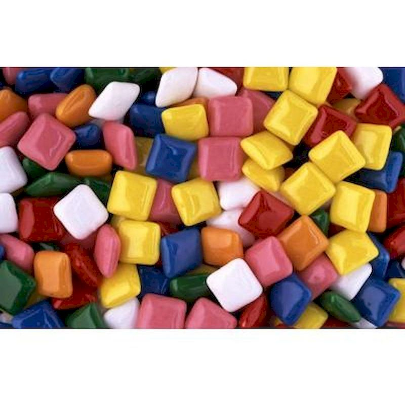92099 - Chicle Bytes Assorted Gum (9,900 ct.) 24.75 lbs. Net Wgt