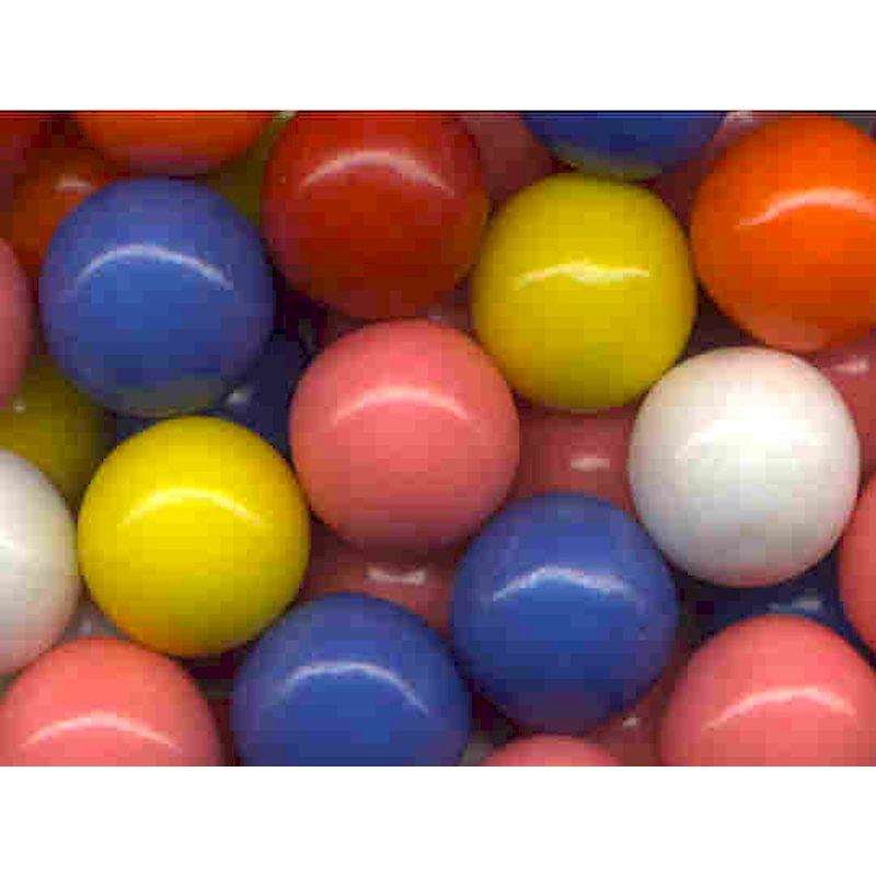 106231 - Big Bubble Premium Asst. 1�� Gumballs (850 ct.)