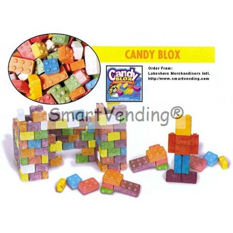 Candy Blox Unwrapped Candy (11 lbs.)