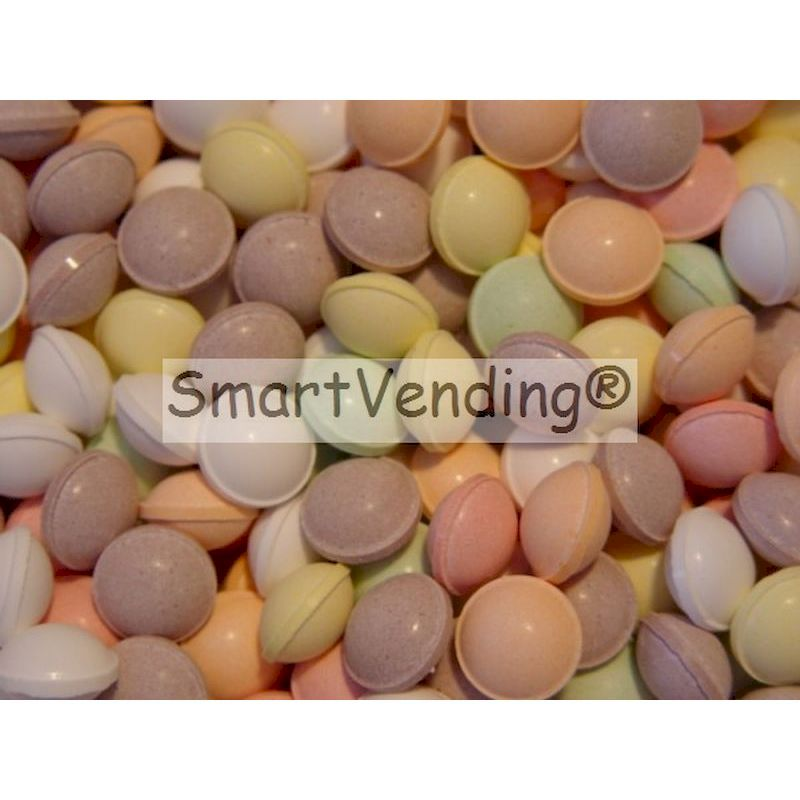20411 - Tangy Tarts Uncoated CandyBulk (4,115 Ct.) 19.5 lbs.