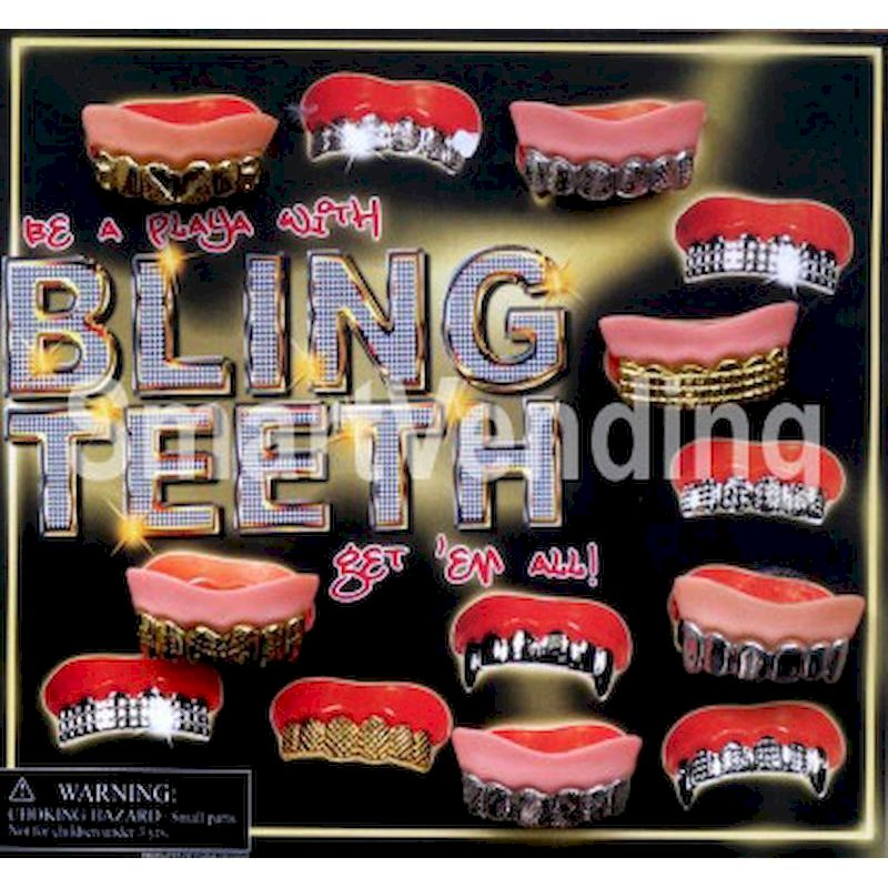 30-BLTEC2 - Bling Teeth in 2 inch Capsules (250 ct.)