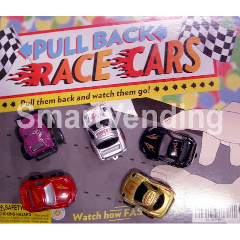 31-PBRCC2 - Live Display for Pull Back Race Cars