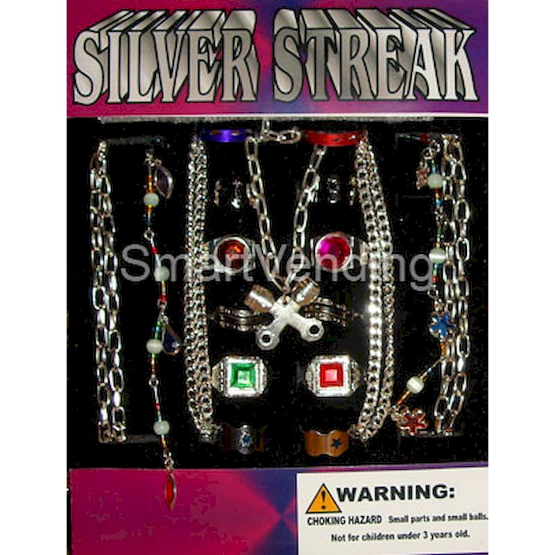 31-SISTC1 - Live Display for Silver Streak Jewelry