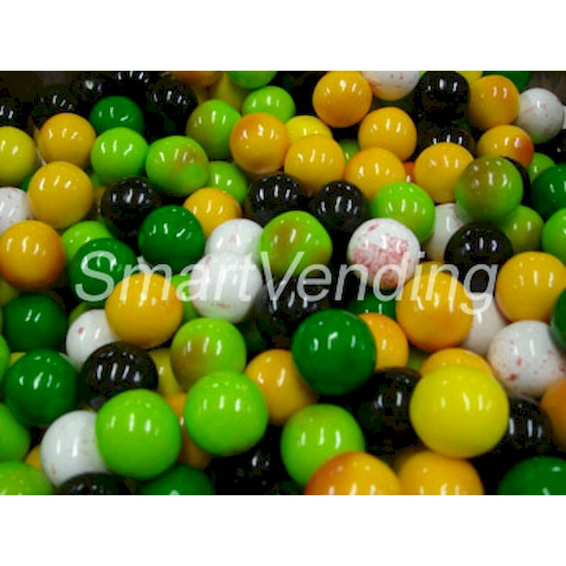 "4058 - Fruit Stand 1"" Gumballs (850 ct)  14.17 lbs. Net Wgt"