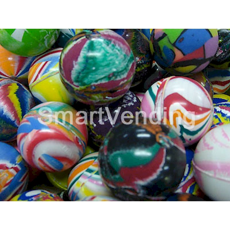 49mm Premium Mixed Bouncy Balls (50 ct.)