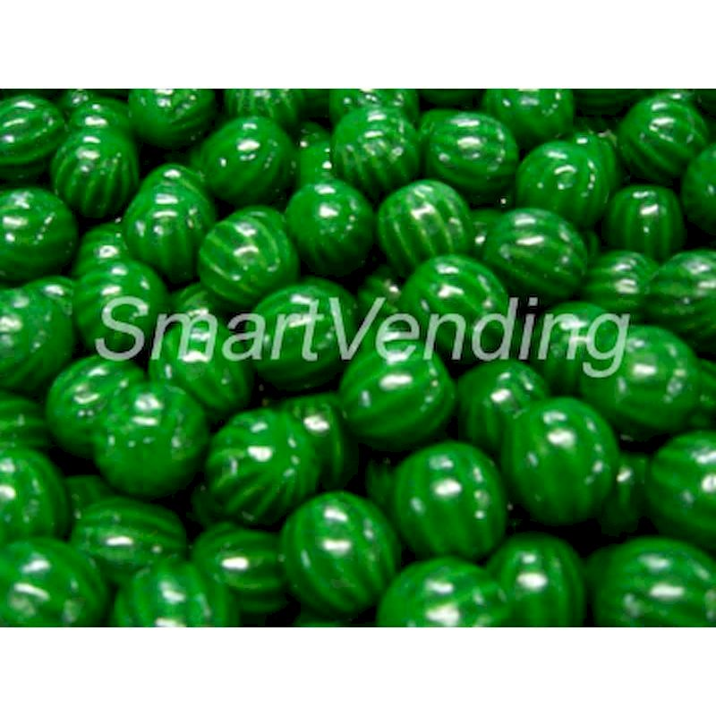 "4024 - Wicked Watermelon 1"" Gumballs (850 ct.) 14.17 lbs. Net Wgt"
