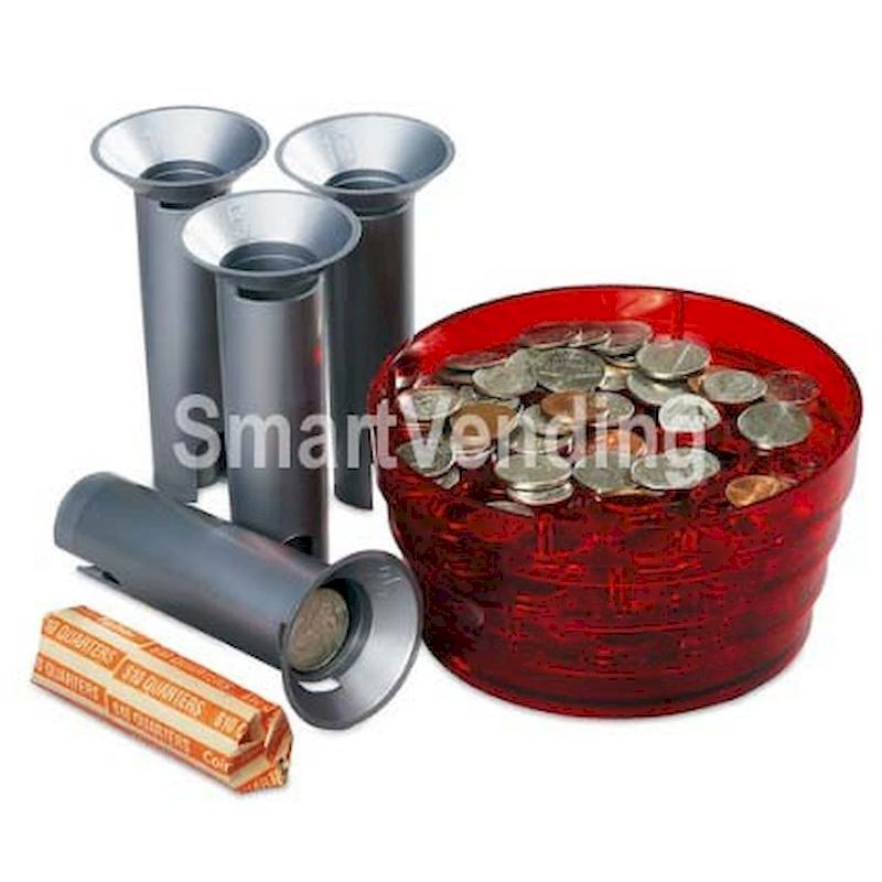61-3851 - Shake Sort Count and Roll Coin Sorter Kit