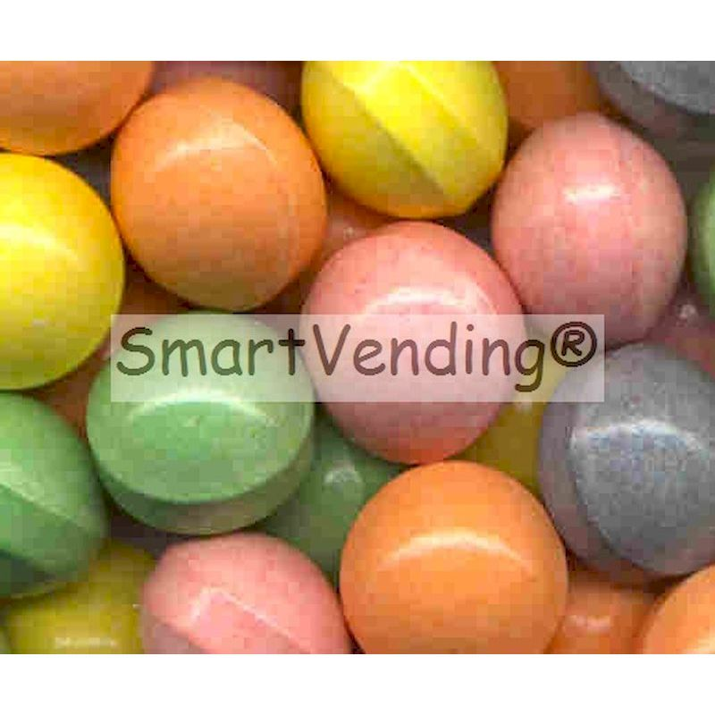 Super Sours Coated Candy Bulk (700 ct.)