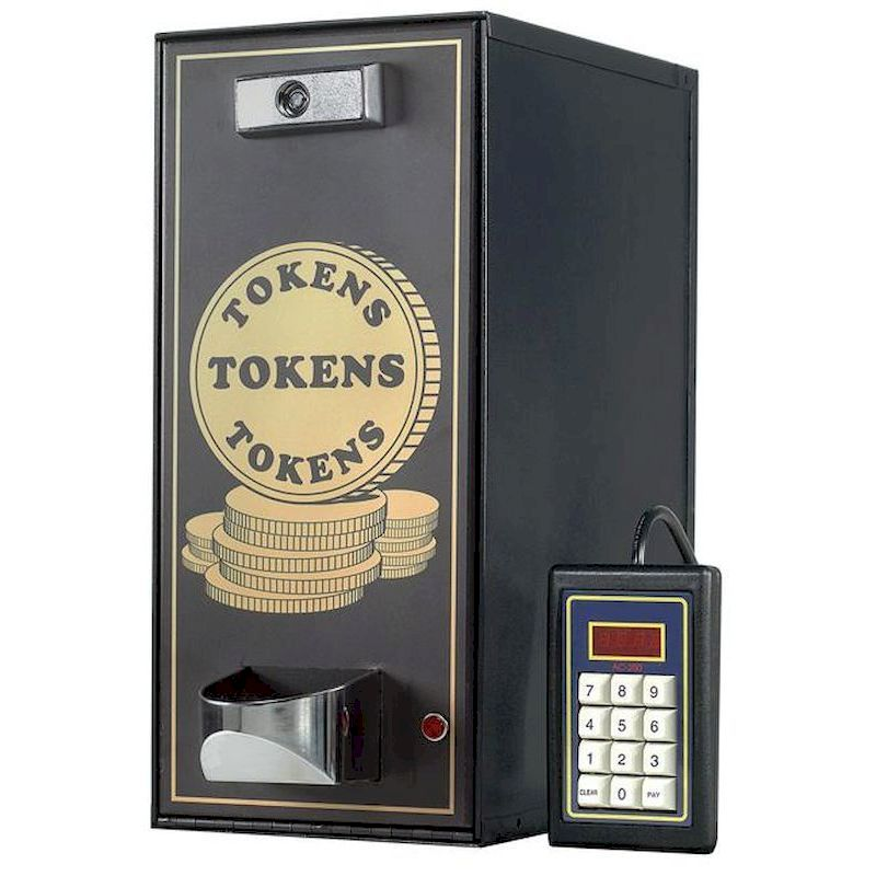 AC250 - American Changer Token Dispenser - Vending/Amusement
