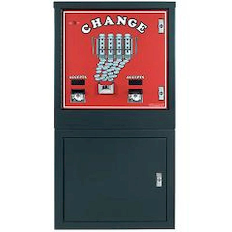 AC6000 Bill Changer - Floor Model / Dual Validator