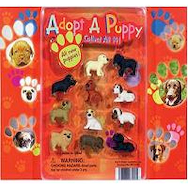 "ADPU2C2 - Adopt a Puppy Series #2 in 2"" Capsules (250 ct.)"