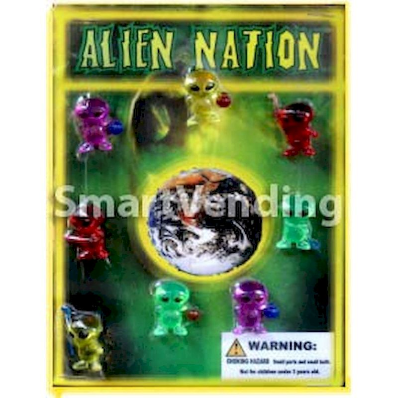 31-ALNAC1 - Live Display for Alien Nation Figures