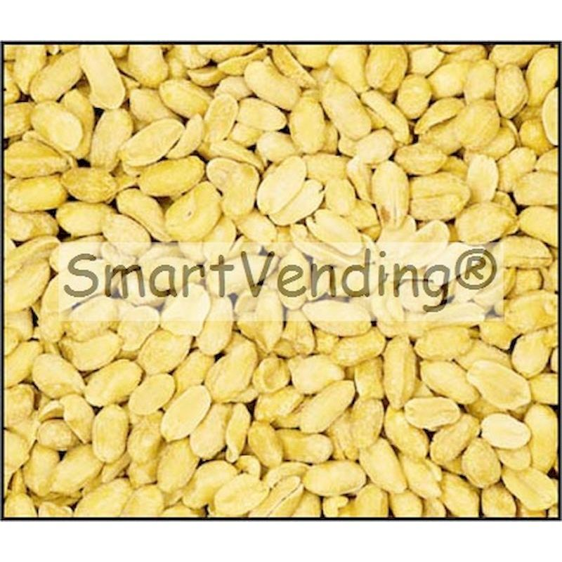 BP-10 - Virginia Blanched Peanuts Roasted & Salted (10 lbs.)