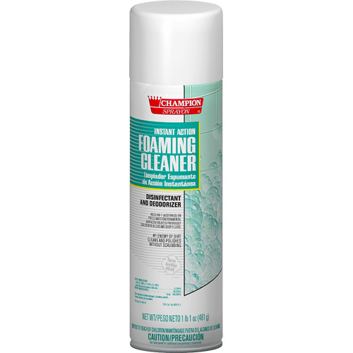 Chase Aerosol Foam Cleaner Disinfectant 17 oz