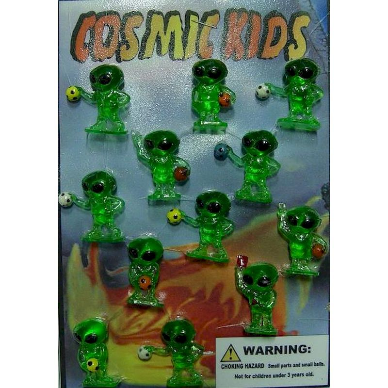 "COKIC1 - Cosmic Kids Mix in 1.1"" Capsules (250 ct.)"