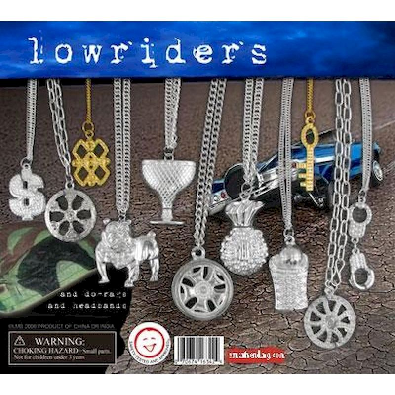 DLORIC2 - Display for Low Rider Necklaces