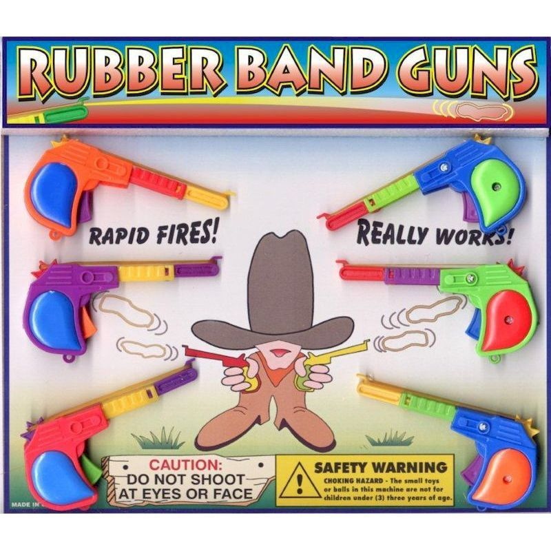 DRUBAC2 - Live Display for Rubberband Guns