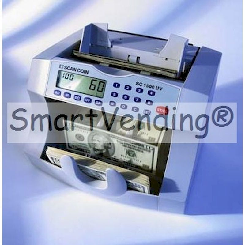 Scan Coin 1500 Currency Counter