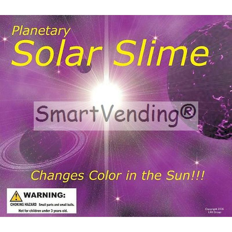 DSOSLC2 - Display Card for Solar Slime Color Changing Dough