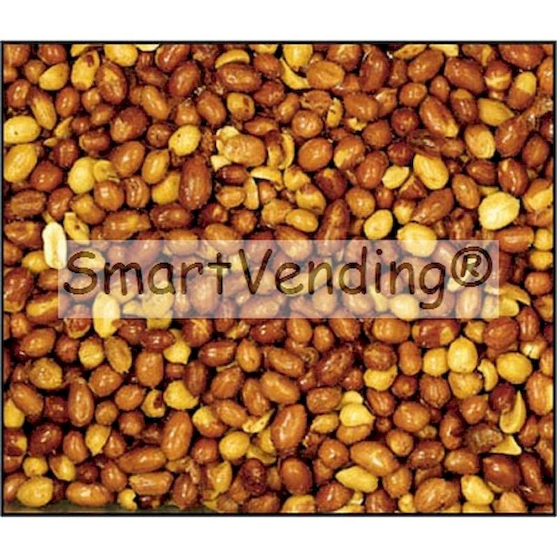 SP-30 - Jumbo Spanish Peanuts Roasted & Salted (30 lbs.)