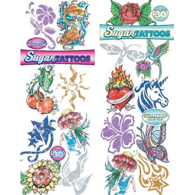 DSUGT7 - Display for Sugar Tattoos #7