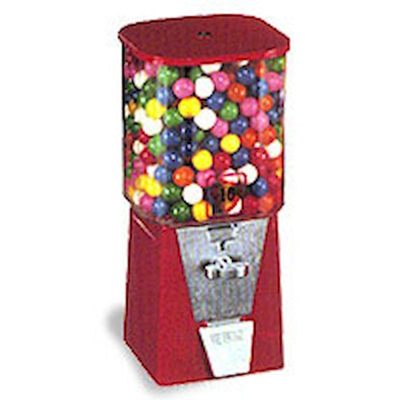 SV450 - Oak Vista 450 Bulk Candy & Gumball Machine