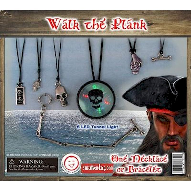 DWAPLC2 - Display w/Battery Pack for Walk the Plank Jewelry Mix