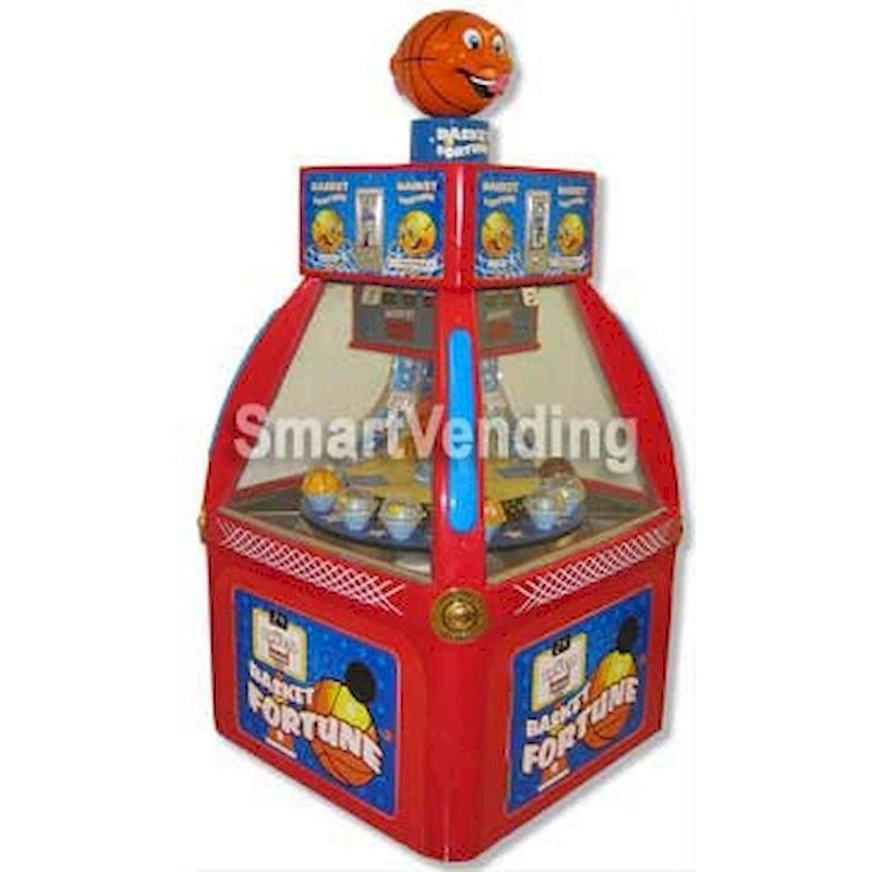 12-BSKFTN - Basket Fortune Game