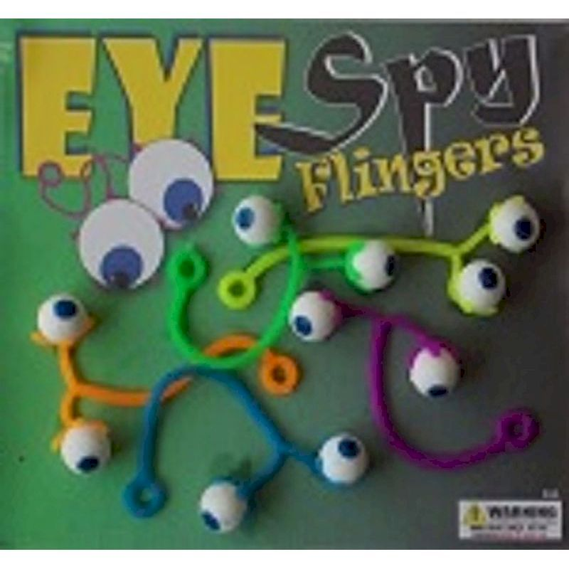 30-ESPYC2 - Eye Spy Flingers in 2 inch Capsules (250 ct.)