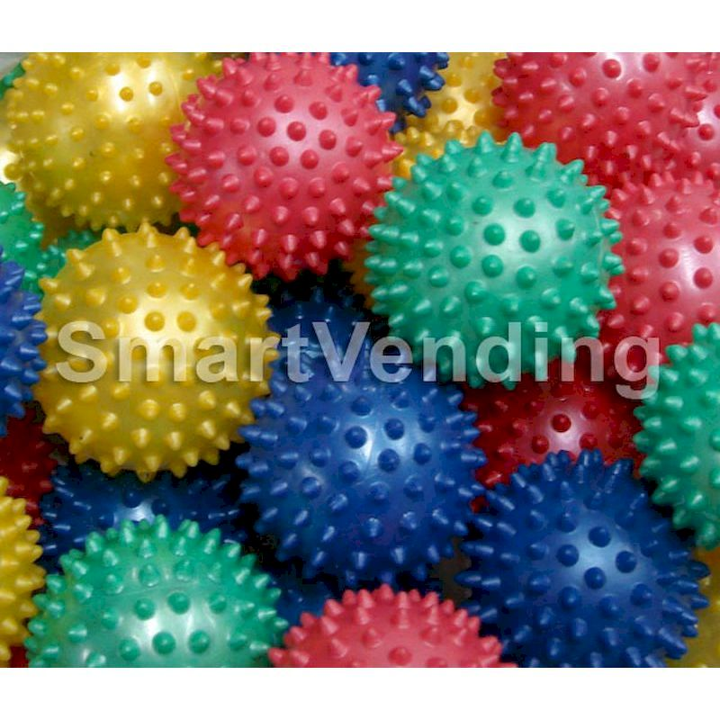 50-KNB3INF96 - Knobby Balls 3 inch Assorted Colors (Inflated) 96 ct. Special Price!