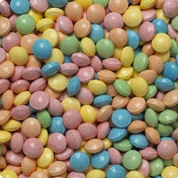 Oak Leaf Lotsa Sours Coated Candy (6 200 ct.) 22.96 lbs. Net Wgt.