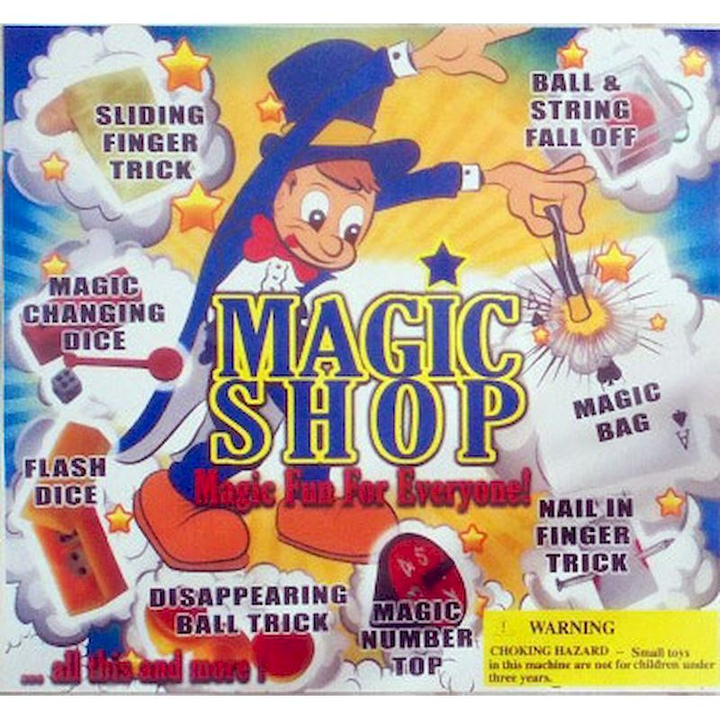 30-MGSHC2 - Magic Shop Tricks in 2 inch Capsules (250 ct.)