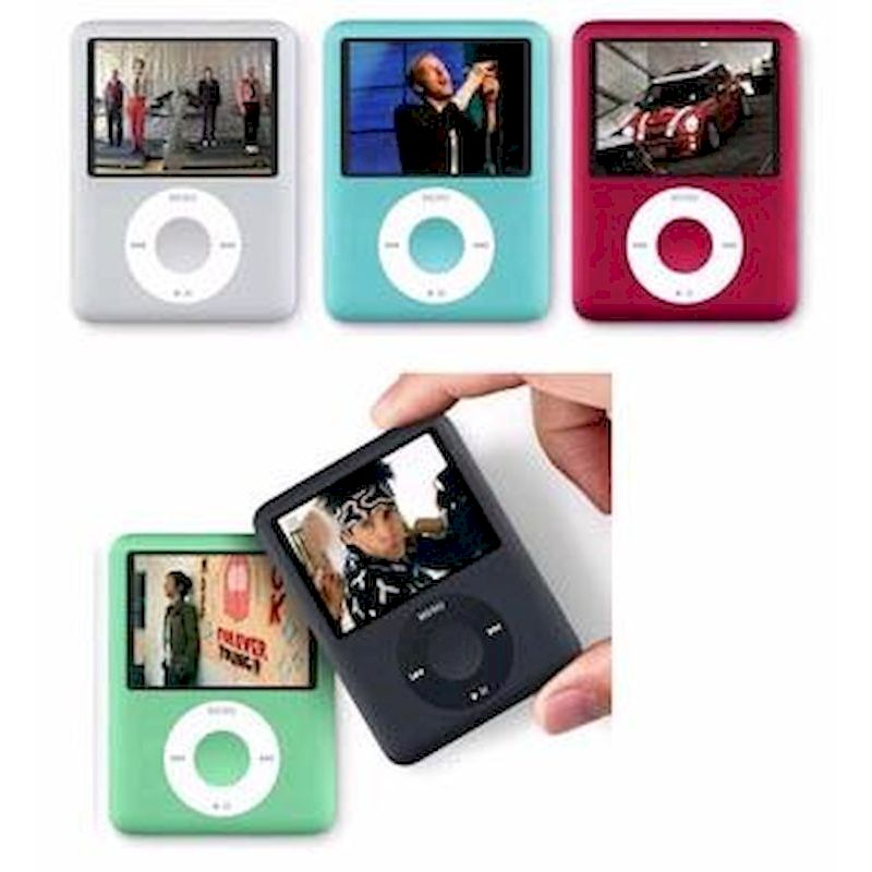50-MP41G-NA - MP4 Players - 1GB Assorted Colors (Ipod Nano Style)