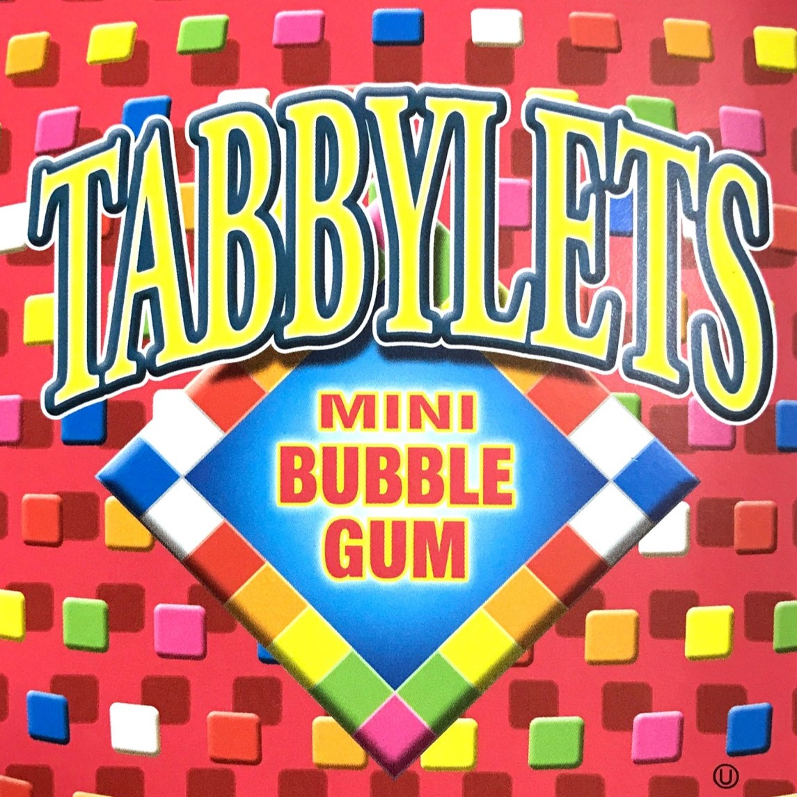 Oak Leaf Tabbylets Mini Chicle Chewing Gum (22 000 ct) 29.26 lbs