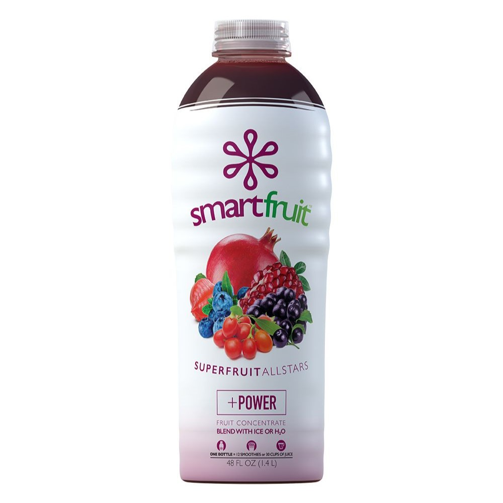 Smartfruit Superfruit All Stars Fruit Puree 48 oz