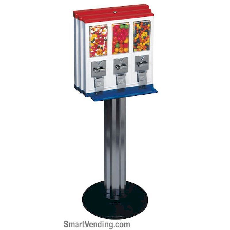 TRPL - Northwestern Triple Play Bulk Vending Machine