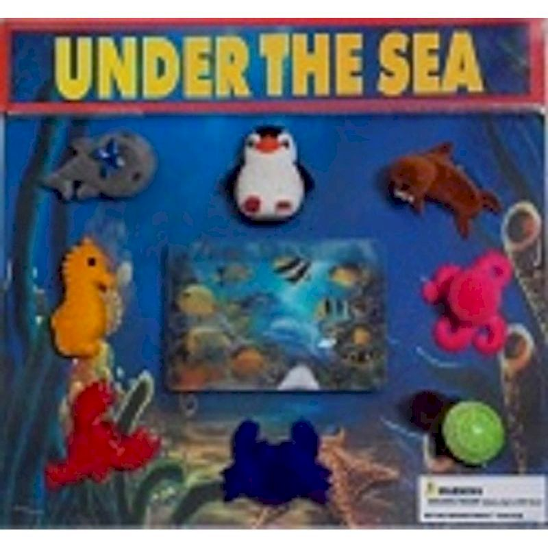 30-UTSC2 - Under the Sea Figures in 2 inch Capsules (250 ct.)