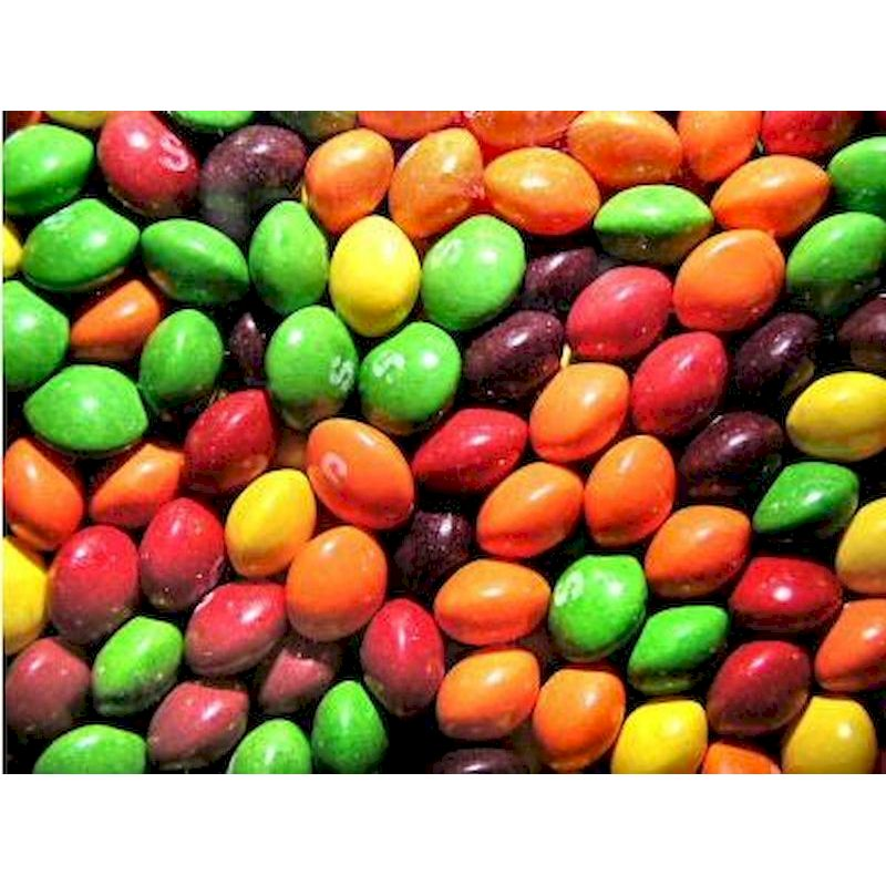 22702H - Skittles Bite - Sized Original Fruit Candy 6/54 oz bag
