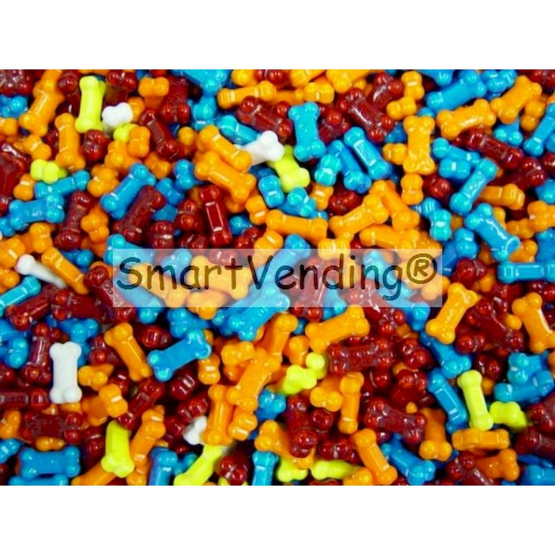 Bonz Candy (Coated Candy) 5 lbs. Bag