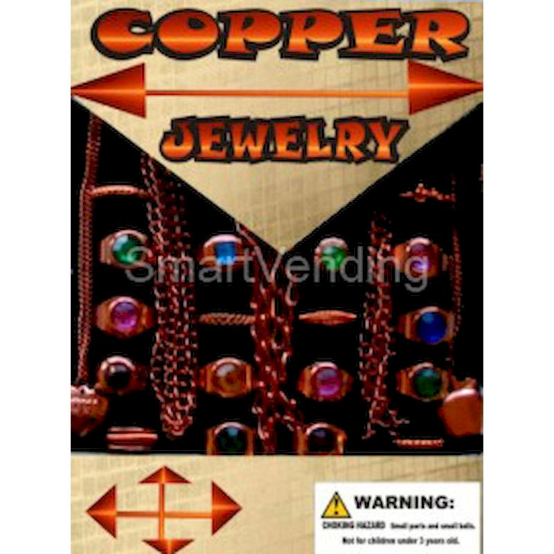 31-COJEC1 - Live Display for Copper Jewelry