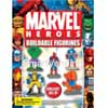 31-MHBFVD2 - Tomy Vertical Display Card for Marvel Heros Buildable Figures
