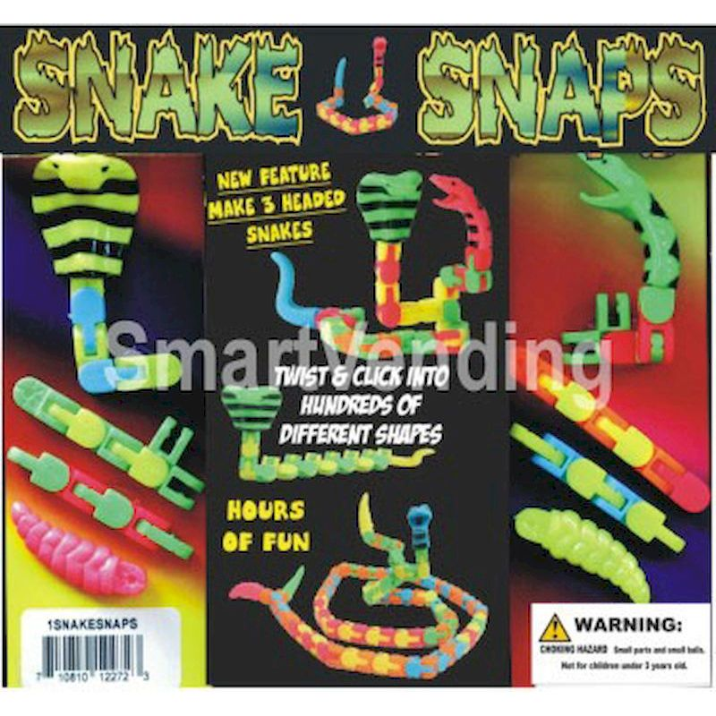 31-SNSNC2 - Live Display for Snake Snaps Twist & Clicks