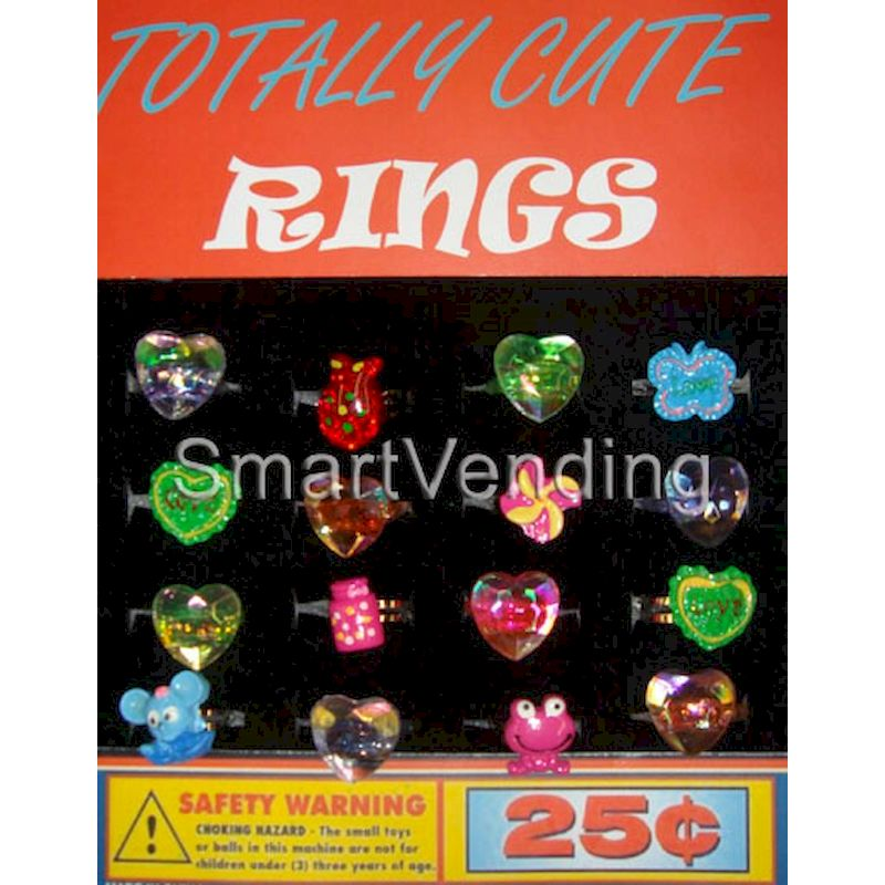 31-TCRIC1 - Live Display for Totally Cute Rings