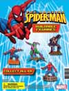 31-SMBFVD2 - Tomy Display Card for Spider-Man Buildable Figures