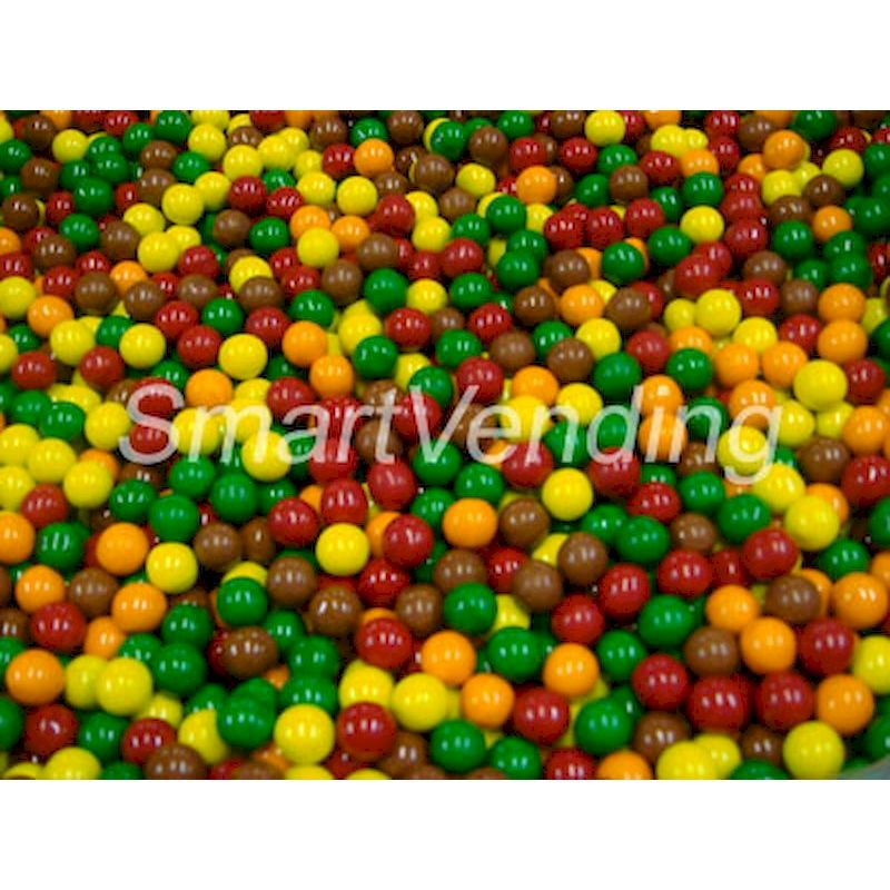 Sixlets Candy Coated Chocolate Flavored Candy Bulk (13,500 ct.) 25 lbs.